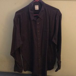 Brooks Brothers cotton button-down
